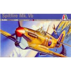001 Italeri Vliegtuig Spitfire Mk. Vb