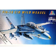 016 Straaljager F/A-18 C/D Wild Weasel
