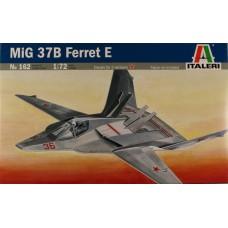 162 Italerie Straaljager MiG 37B Ferret E