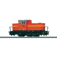 36700 Marklin Diesellocomotief Rangeerloc DHG 700 MFX