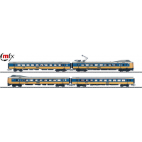 "37423 Marklin NS Intercity Serie ELD4 ""Koploper"" MFX+ & Full Sound"
