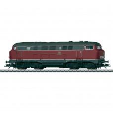 37740 DB Diesellocomotief serie 216 'Lollo' MFX Sound