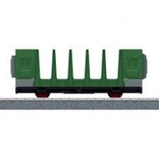 44271 Rongenwagen (bouwpakket) My World 3+
