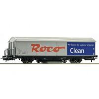 46400 Roco Clean Railreinigingswagen