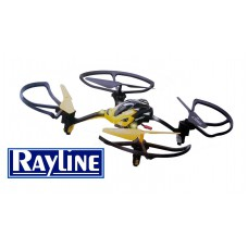 0 Rayline RL8 RC Drone - Quadcopter met  HD camera en Wifi
